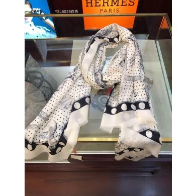Replica Designer Hermes 110cm Silk Scarf- 2 RS11358