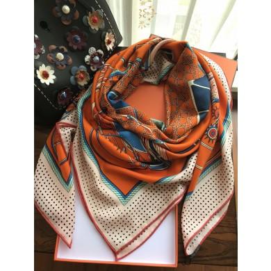 Hermes Silk Scarf- 16 RS16574