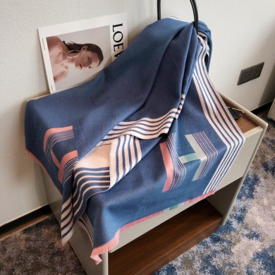 Replica Hermes Pure Cotton H Scarf RS205014