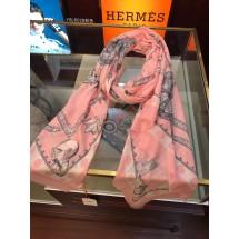 Hermes Silk Scarf- 3 RS11675