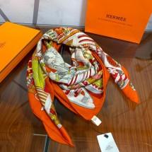 Hermes Silk Scarf- 7 RS20986