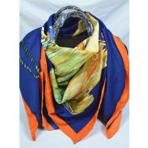 Hermes Silk Shawl- 13 RS05051