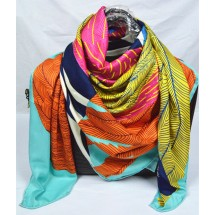 Hermes Silk Shawl- 25 RS04678