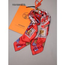 Copy Top Hermes 110cm Silk Scarf- 4 RS16874