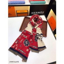 Hermes 65cm Silk Scarf- 11 RS20422