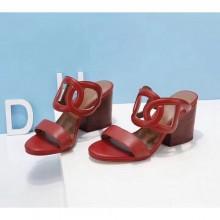 Hermes Camarel Peace Sandals women's Shoes RS204217